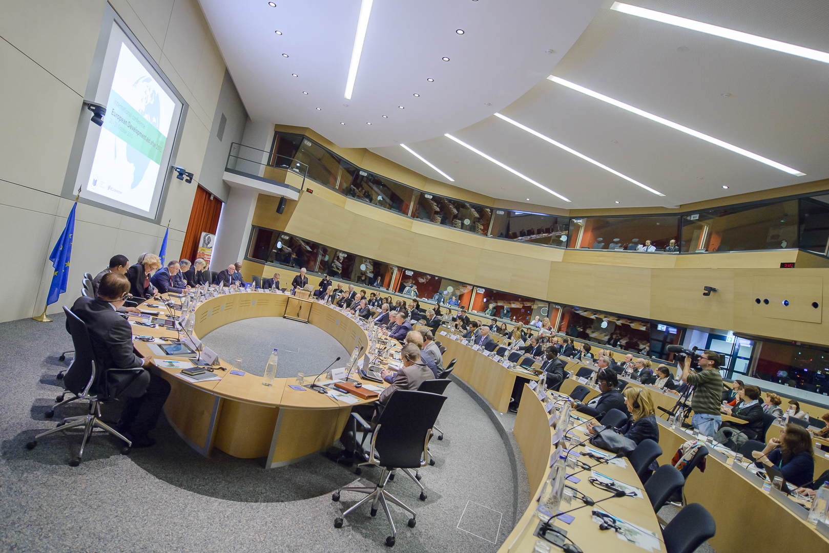 Conference on EU development aid policy after 2015: Opening session, 20.10.2015